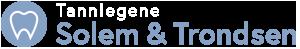 Tannlegene Solem og Trondsen Logo
